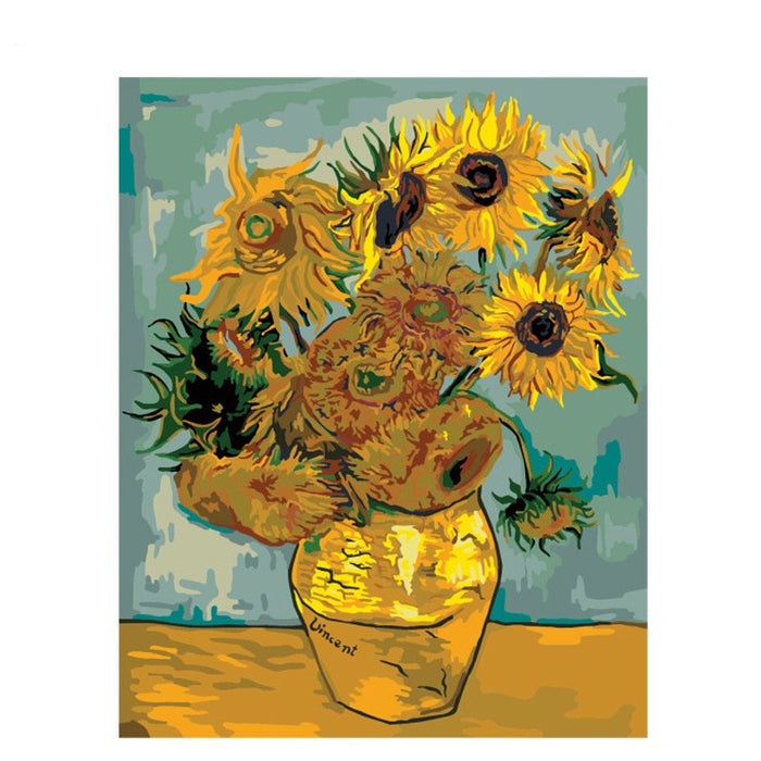 Sunflowers, Vincent Van Gogh (4717898399875)
