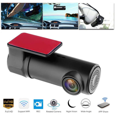 DVR/Dash Camera Dash Cam Mini WIFI Car DVR Camera Digital Registrar Video Recorder DashCam Auto Camcorder Wireless DVR APP Monit