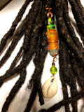 Dangle Bead Loc Jewelry Dreadlock #1