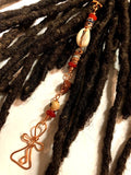 Dangle Bead Loc Jewelry Dreadlock #2