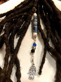 Dangle Bead Loc Jewelry Dreadlock #3