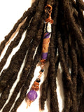 Dangle Bead Loc Jewelry Dreadlock #4