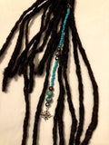 Dangle Bead Loc Jewelry Dreadlock #5