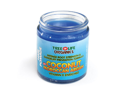 Hair Grease: Coconut with Argan Oil