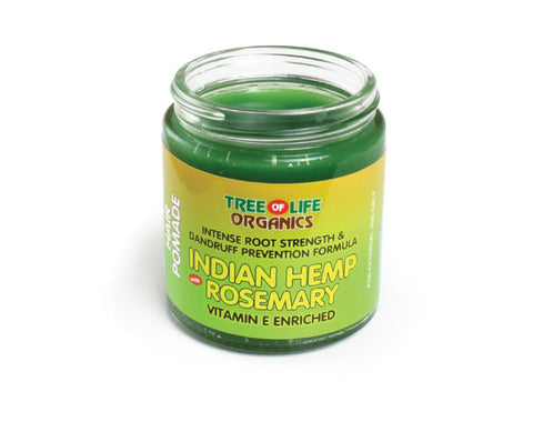 Hair Grease: Indian Hemp with Rosemary