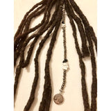 Dangle Bead Loc Jewelry Dreadlock #8