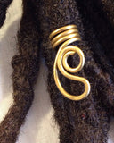 Hair Beads Jewelry Coils Dreadlock Accessories