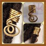 Dreadlock Hair Bead Accessories