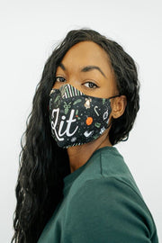 m+c holiday ugly sweater masks grab bag (7 for $20!)