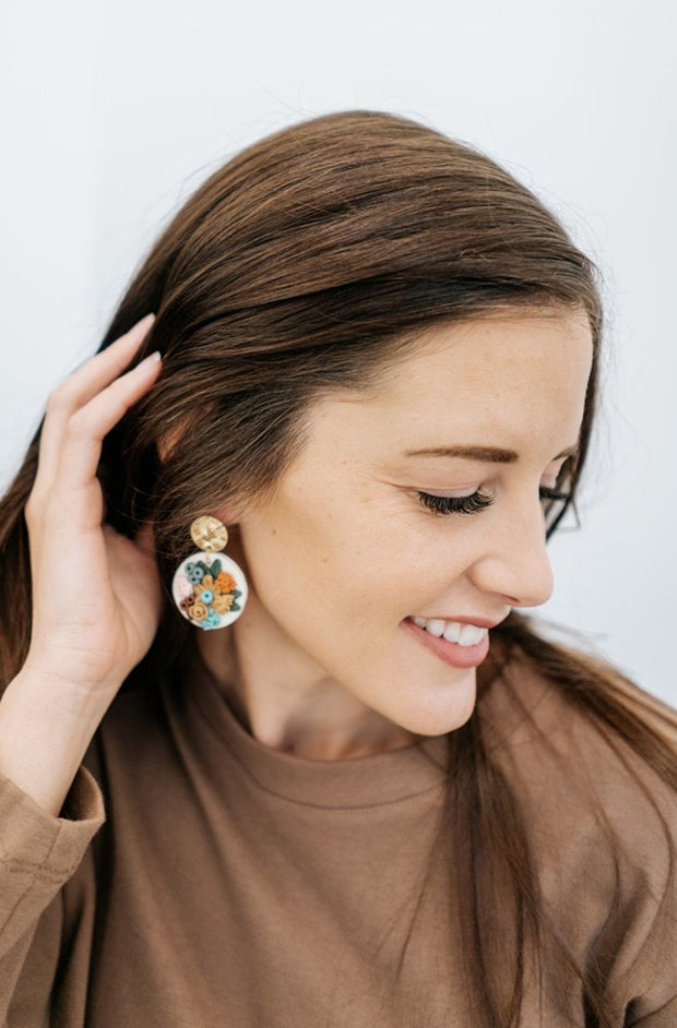 mara clay earrings