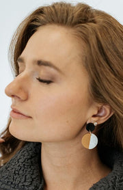 anna clay earrings