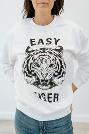 easy tiger sweatshirt