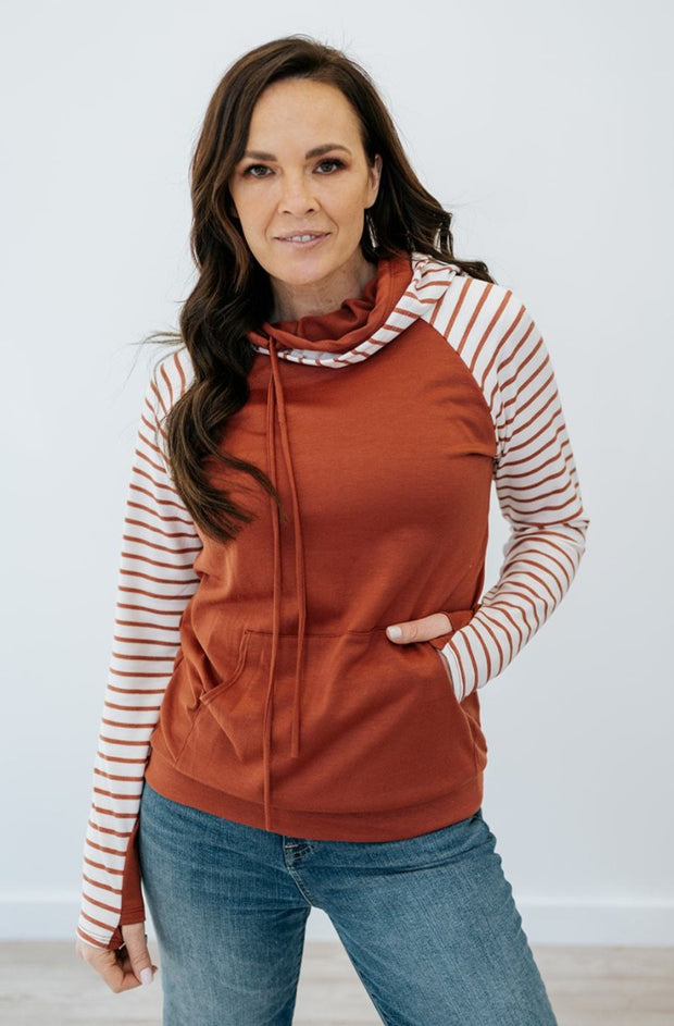 angela hooded sweatshirt