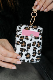 joslyn credit card wallet keychain