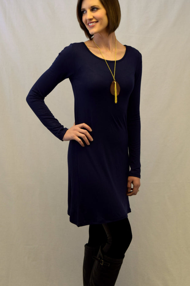 Easy Breezy Tunic Dress | 5 colors