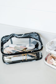 kaydence pop-up cosmetic tote