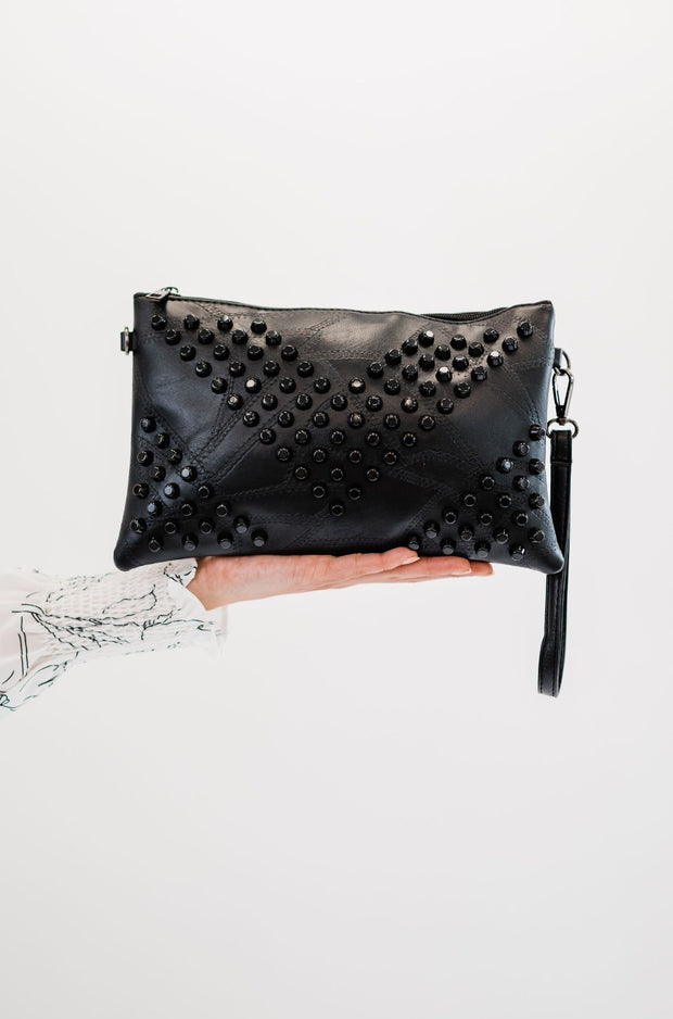 francesca convertible purse + clutch