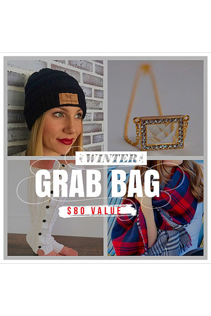 Winter Grab bag- 4 pcs!