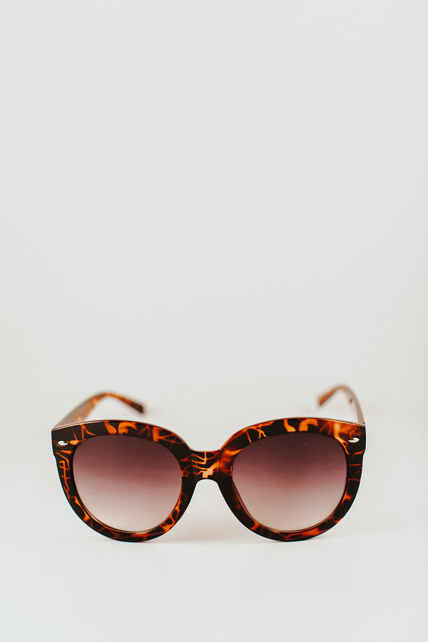 emma oversized sunglasses