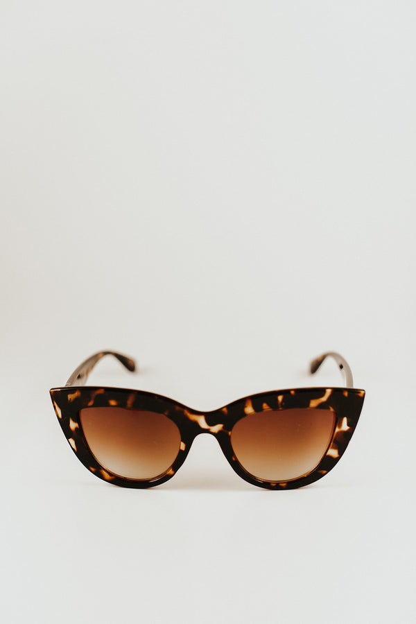 clara cateye sunglasses