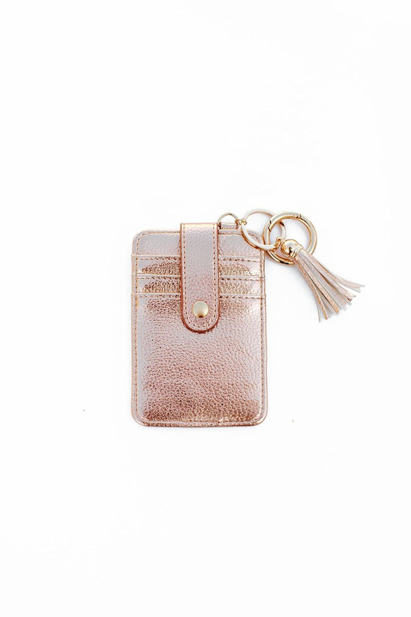 nina credit card wallet keychains