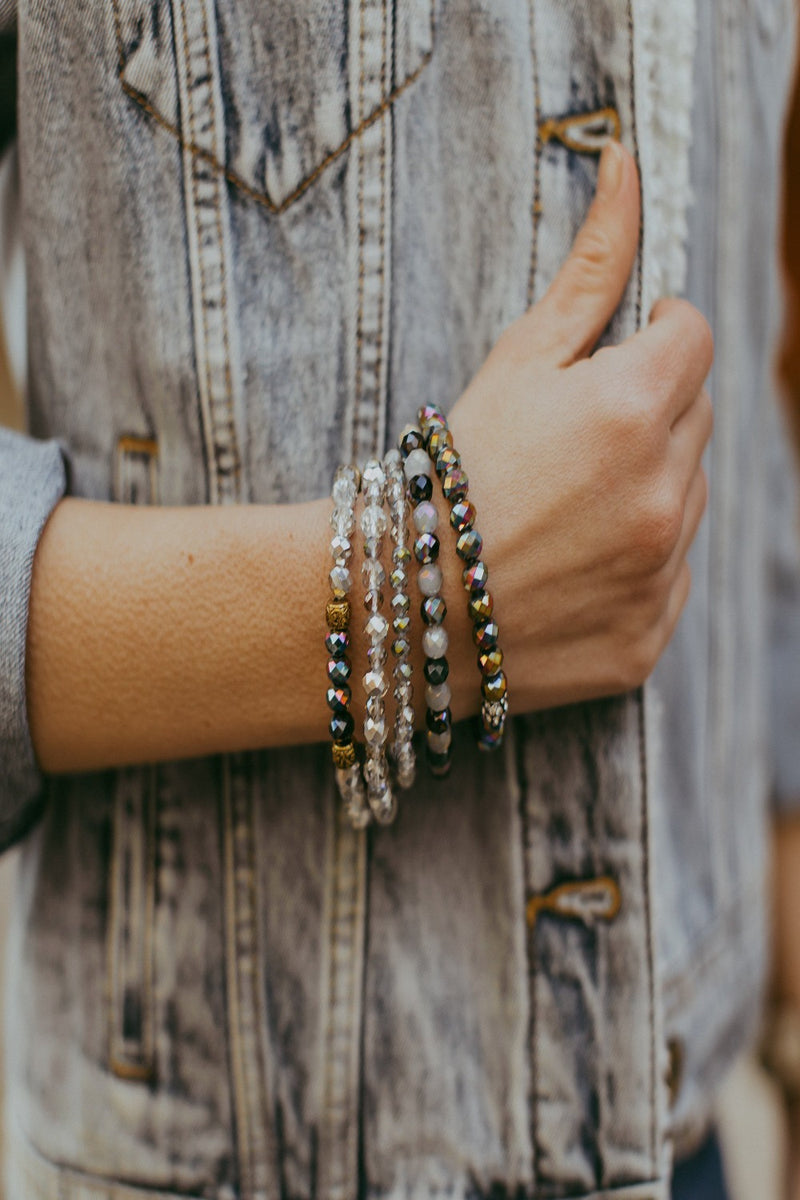 lucy five piece stack | 3 styles