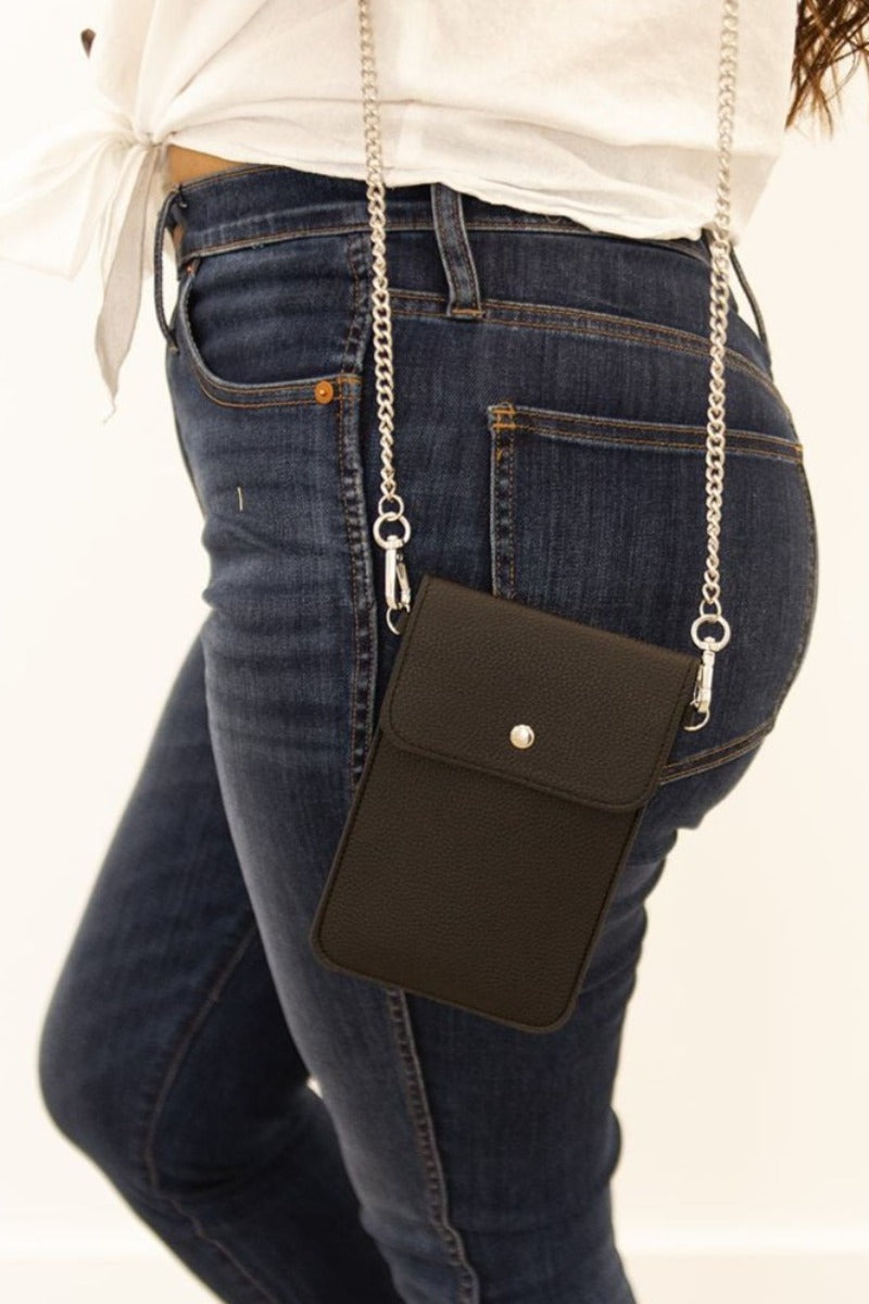 airen see-through wallet