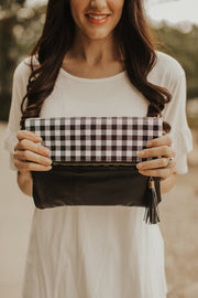 emery foldable clutch