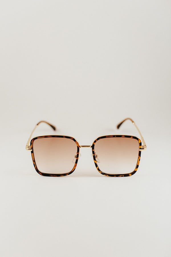 mandy oversized sunglasses