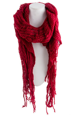 Woven Scarf in 3 color choices