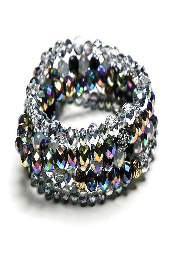 lucy five piece stack in disco