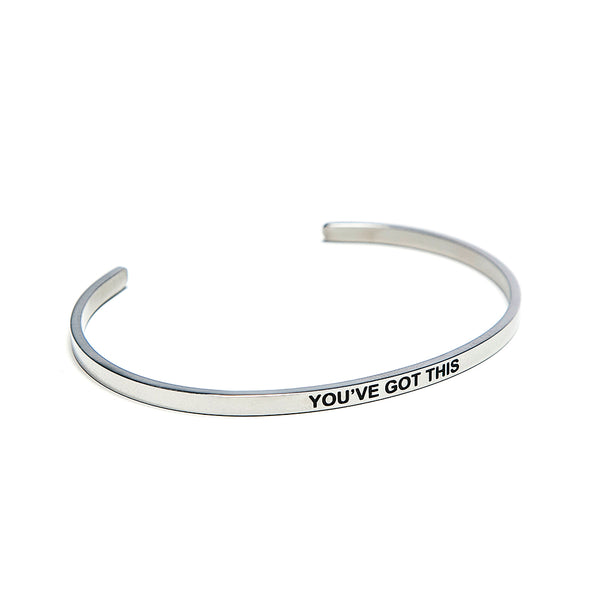 you've got this bracelet cuff