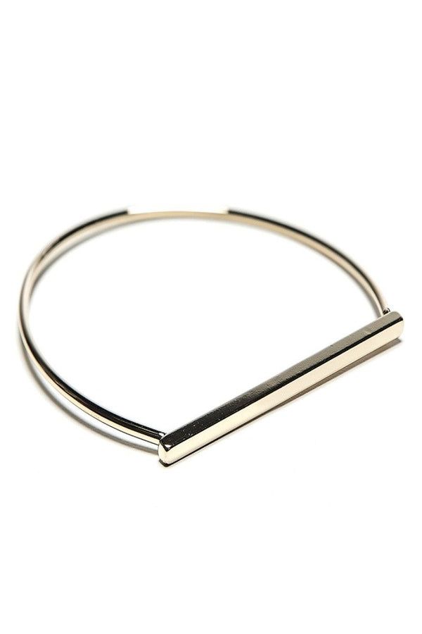 addison elegant bar bangle