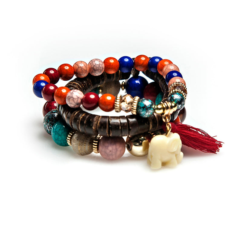 elephant stack in ivory