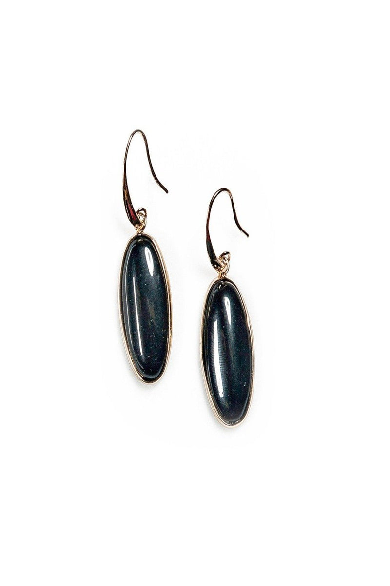 isla oval drop earrings | 5 styles
