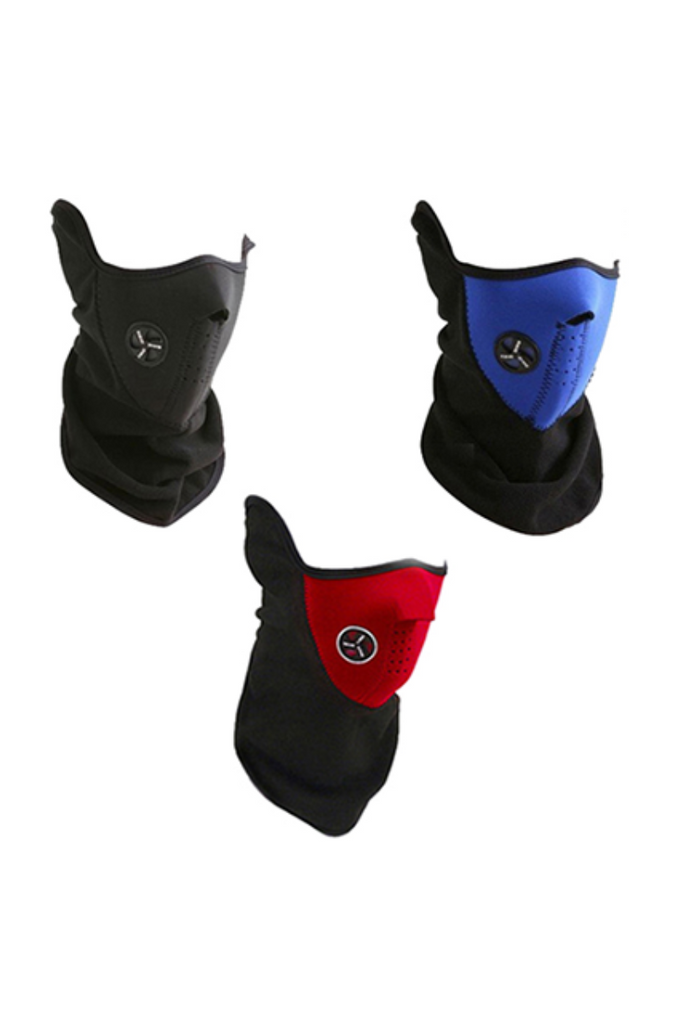 3 pack Fleece ski masks