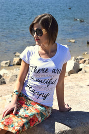 beautiful reasons print top