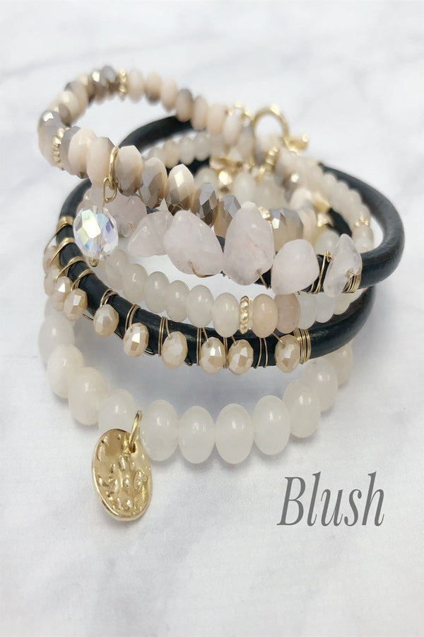 Designer Inspired Bracelet Sets | 3 Colors