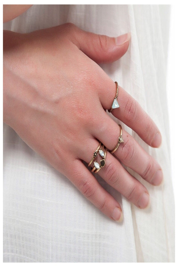 Ring Stack | 5 piece