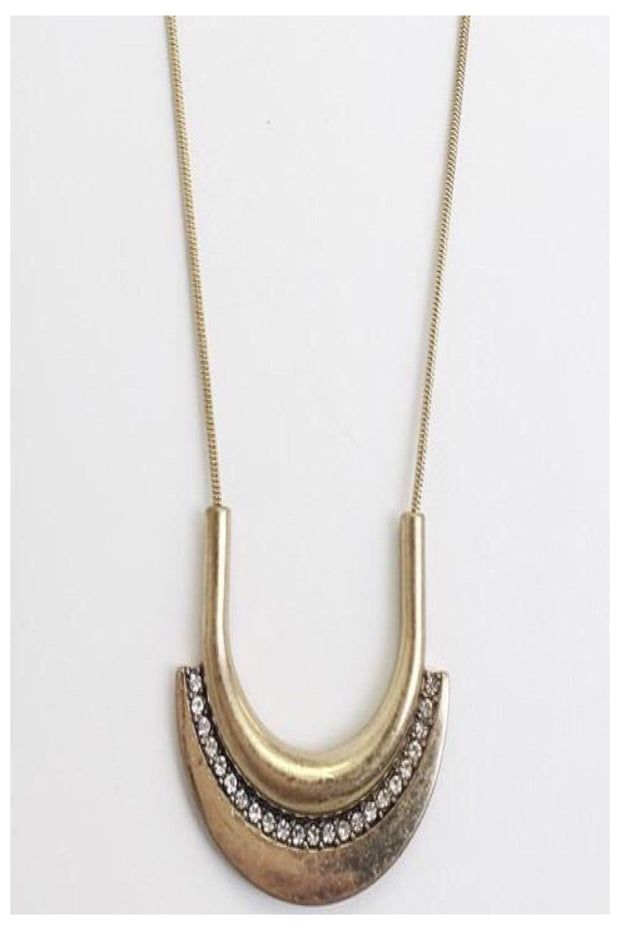 Tribe Statement Necklace