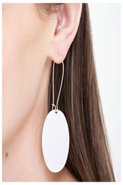 sandstone silver earrings | 4 styles