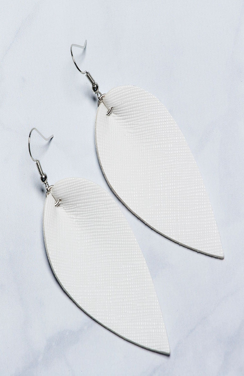 Joanna Leaf Earrings