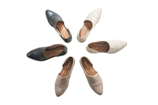 Cut Out Tuxedo Flats | 3 Colors