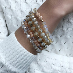 Autumn Styled Stretch Bracelet Sets