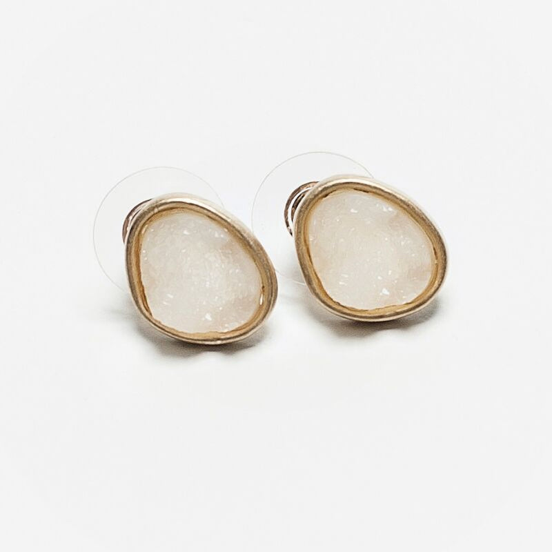 Statement Stud Earrings