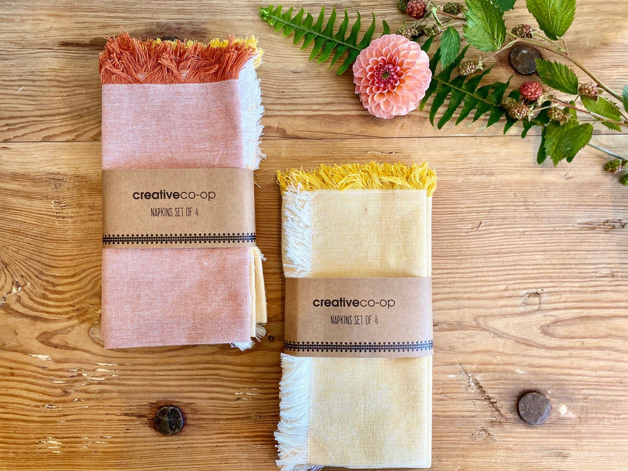 Napkins Set of 4