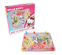 Hello Kitty Pop N Play Board Game ages 5+ years