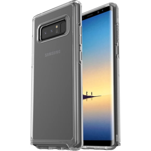 OtterBox SYMMETRY CLEAR SERIES Case for Samsung Galaxy Note8 - Retail Packaging - CLEAR