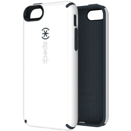 Speck Products CandyShell Case for iPhone 5c  White/Charcoal Grey