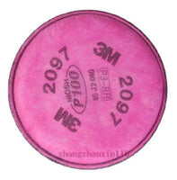 3M 2097 P100 Particulate Filter with Organic Vapor Relief 1-Pair